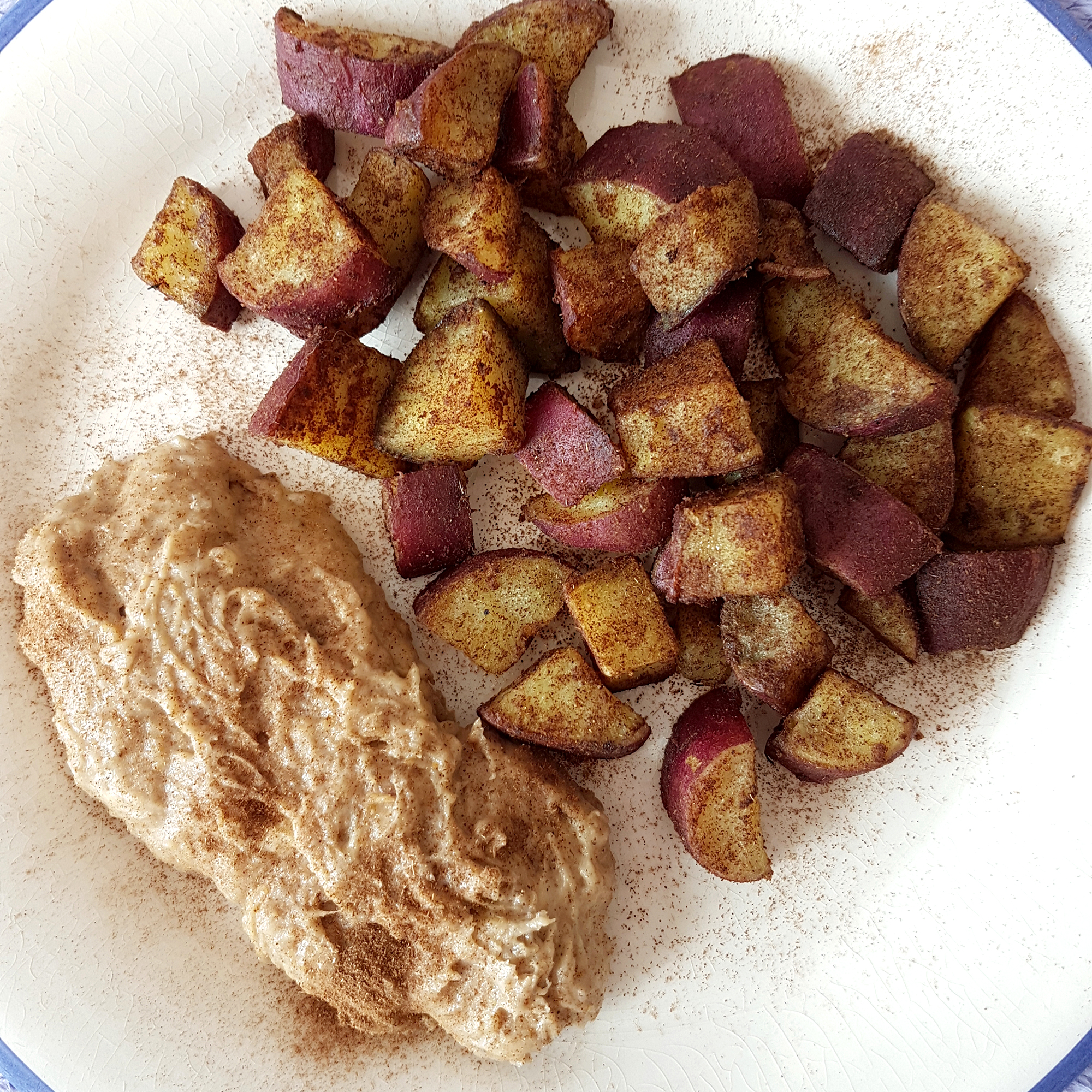 cinnamon-sweet-potato-cashew-banana-dip